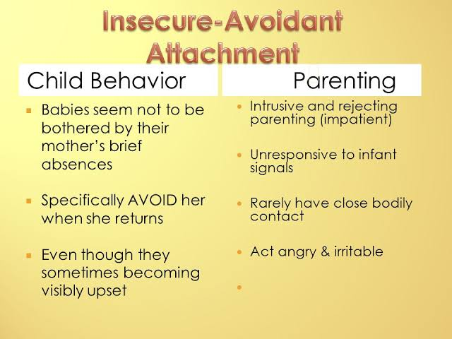 How to be in a relationship with an avoidant attachment style